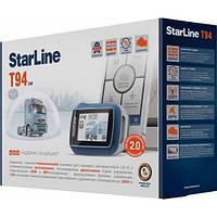 Двухсторонняя сигнализация Starline с автозапуском Т94