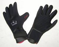 Перчатки для подводной охоты и даайвинга BS Diver Super Dry 3 мм с двойной обтюрацией