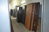 Двери входные металлические (Украина)