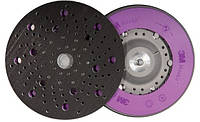 "3M™ 51124 Мягкая мультидырочная оправка для дисков 3M™ Hookit серии Montana, 5/16"", диам. 150мм"