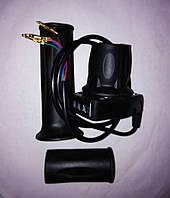 Ручка газа для детского электрического квадроцикла Profi магнитно-импульсная