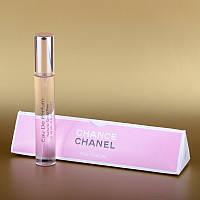 Женский мини парфюм Chanel Chance Eau Fraiche (Шанель Шанс О Фреш) 15 ml в треугольнике DIZ