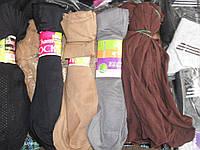 Носочки женские капроновые масажер  (Ф.Е.Д.)