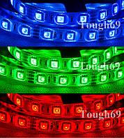 Dilux - Светодиодная лента RGB 5050 60LED/m, негерметичная IP33.