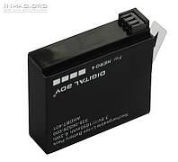 Аккумулятор AHDBT-401 для видеокамеры GoPro Hero 4, 1650 mAh.