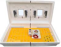 Инкубатор Рябушка на 130 яиц (механический переворот и цифровой терморегулятор)