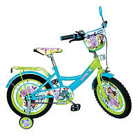 Велосипед детский 16дюйм  LT 0052-01 Лунтик