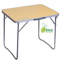 Раскладной стол алюминиевый, 50x70 см, Forrest