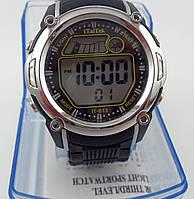 Часы мужские наручные ITaitek IT813 черные с серебром в коробке