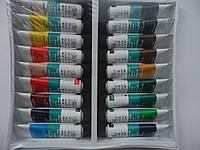 Набор акриловых красок для ногтей 18 цветов