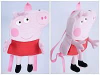 "Рюкзак-игрушка ""Свинка Пеппа 1"" 00206-12, Украина"