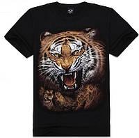 Мужская футболка  3D, футболка мужская, чоловіча футболка