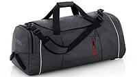 Туристическая сумка на колесиках Audi Travel Bag With Wheels Grey