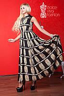 Платье *DOLCE & GABBANA*