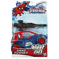 Машина Человека Паука, Spider Man, Marvel Hasbro