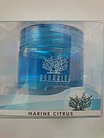 Гелевый ароматизатор пахучка на панель Marine Citrus