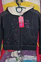 Курточка на девочку на флисе Турция.