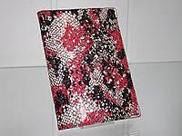 Красивая женская кожаная обложка для прав Desisan