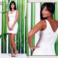 Платье нарядное 653