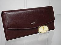 Стильный женский кожаный кошелек Braun Buffel BR-6013 Brown Германия