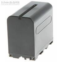 Аккумулятор для осветителей, накамерного света Sony NP-F970, 6600mAh.
