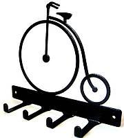 Вешалка настенная Велосипед