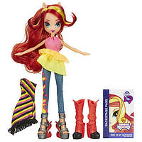 My Little Pony Equestria Girls Sunset Shimmer сансет шиммер