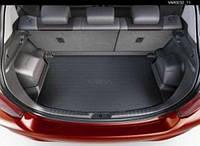 Toyota Yaris 2012 Оригинальный коврик в багажник PZ434-B1302PJ