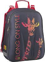 Рюкзак шкільний каркасний Kite Animal Planet AP15-531-1M