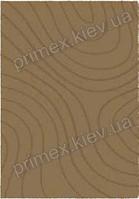 Ковер для дома Opal Cosy structure рельеф цвет коричневый