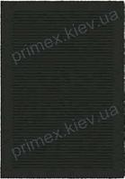Ковер для дома Opal Cosy structure борозды цвет темно-серый