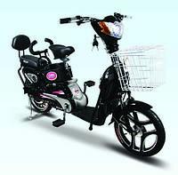Компактный городской электровелосипед для студентов Skybike ELF-2