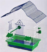 Мальва клетка для попугаев золото