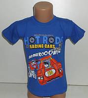 Детская футболка на мальчика 4,5,6 турецкого производства