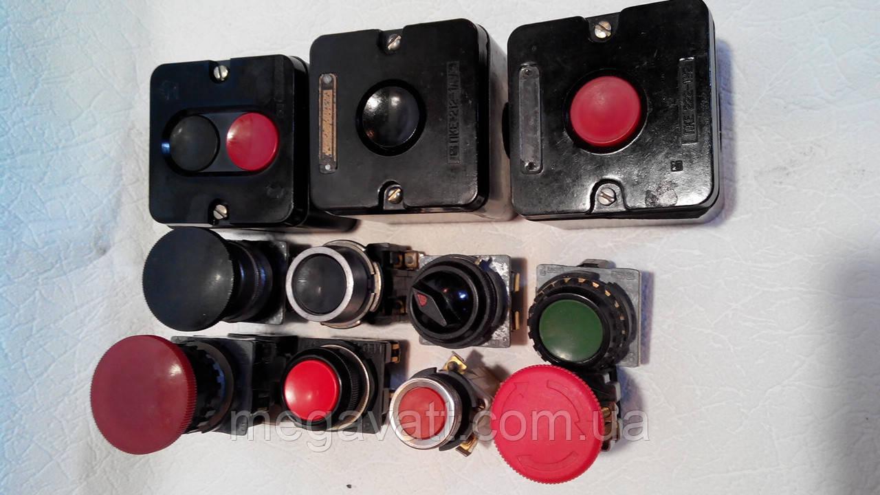 кнопки электрические пке схема