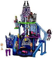 Домик для кукол Школа Монстров Катакомбы Monster High Freaky Fusion Catacombs Playset
