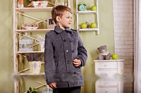 Пальто на мальчика, кашемировое