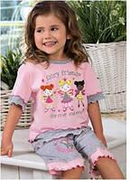 Детская летняя пижама PETTINO размер 92 модель 4