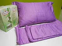 Комплект бамбуковой постели Сиреневый