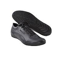 Стильные полу спортивные кроссовки Ecco.