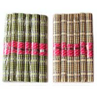 Салфетки под горячее 30*45см 6шт (бамбук)