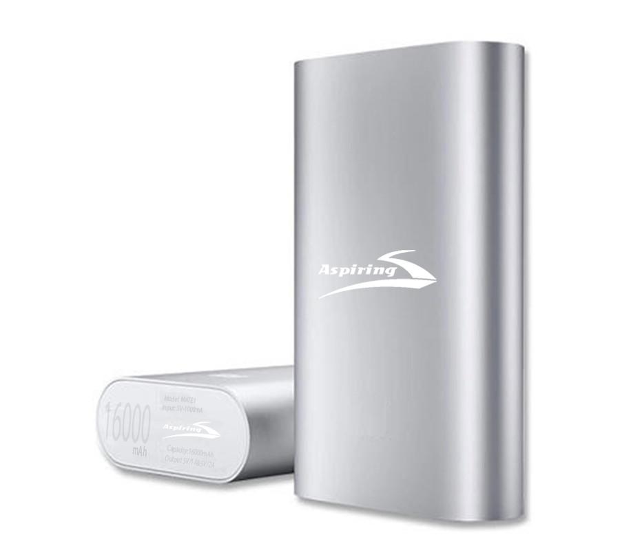 Aspiring Mate 1 - универсальный аккумулятор на 16000 мАч