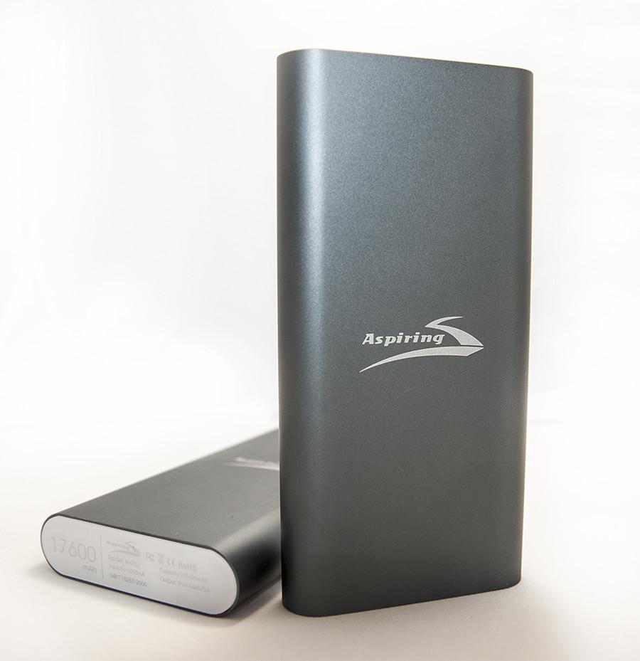 Aspiring Mate 2 - универсальный аккумулятор на 17600 мАч