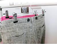 Плечики металлические для брюк и юбок 35 см