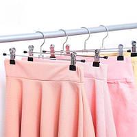Вешалка плечики для брюк и юбок 35 см