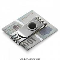 Зажим для банкнот Sovereign с ониксом