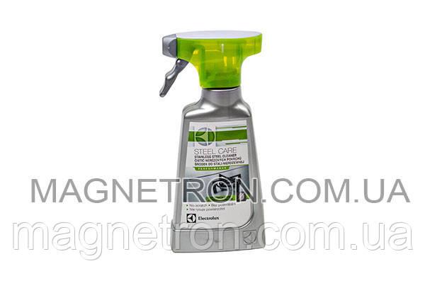 Средство для чистки нержавеющих плит Electrolux E6SCS106 9029793172 250ml, фото 2