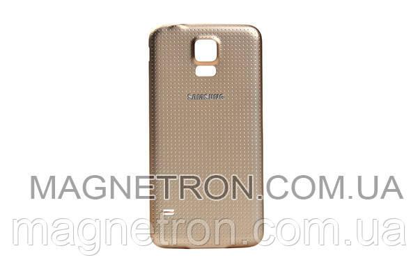 Крышка аккумулятора для мобильного телефона Samsung GH98-32016D (золотистый), фото 2