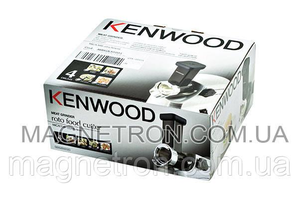 Насадка-овощерезка для мясорубки Kenwood MGХ300 AWMGX30001, фото 2