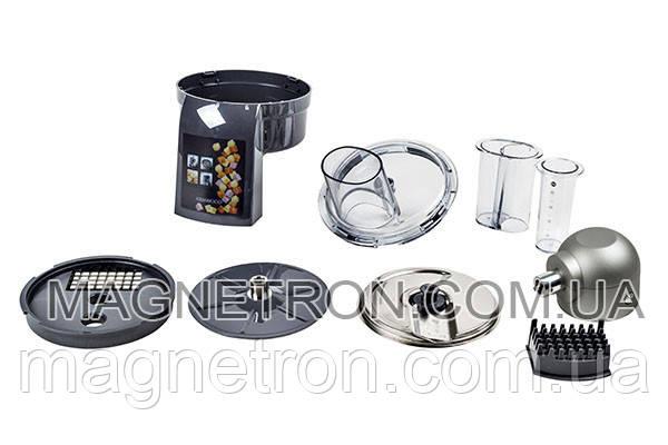 Насадка для нарезки кубиками для кухонного комбайна Kenwood MGX400, фото 2
